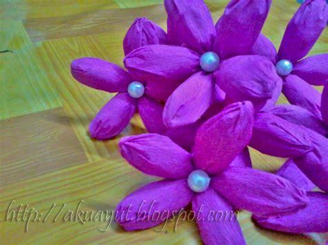 design bunga crepe diy bunga crepe step by step joy studio design gallery