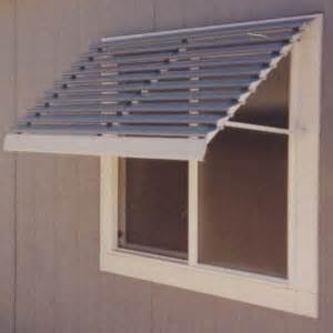 Metal Window Awnings Aluminum Window Awning 321awnings