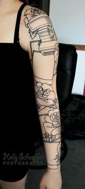 polaroid tattoo designs 1000 ideas about sleeve on tattoos