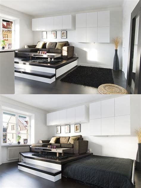 save space in small bedroom 20 ideas of space saving beds for small rooms architecture design