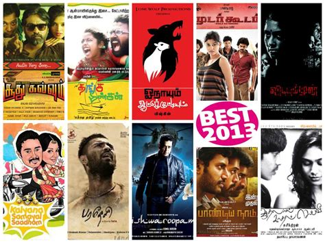 best 2013 films the very best of tamil cinema in 2013 a comprehensive