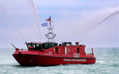 fire boat heavy duty custom commercial manufacturer of fire boats