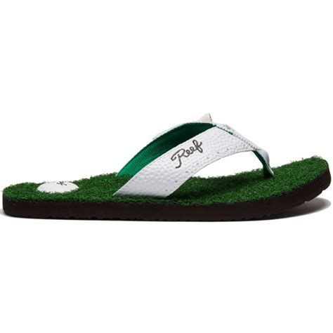 reef golf sandals reef mulligan ii sandals