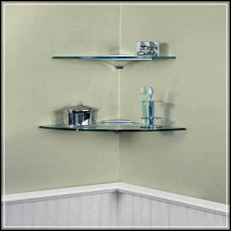 The Right Spots To Mount The Gorgeous Glass Bathroom Glass Bathroom Shelving