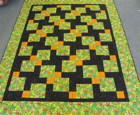 Tiger Quilt Shop by Tiger Quilt Patchwork Quilt Kit