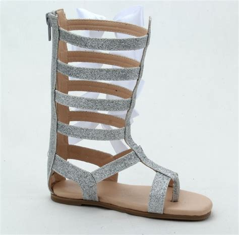 gladiator sandals for toddlers knee high flat toddler gladiator sandals buy