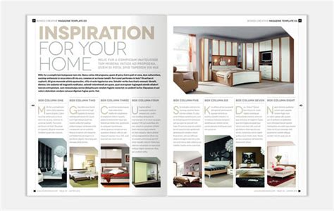 layout indesign inspiration 25 really beautiful brochure designs templates for