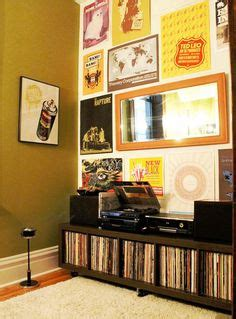 Vinyl Room by 1000 Images About Vinyl Room Inspiration On