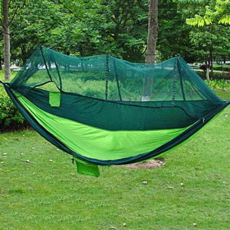 Hammock Tent For 2 by 2 Person Travel Outdoor Cing Tent Ultralight Hanging