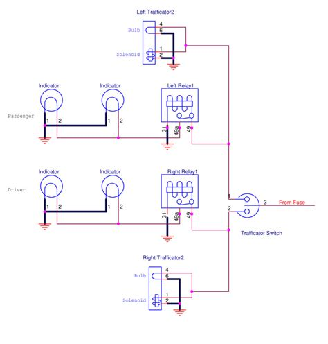 indicator wiring diagram 24 wiring diagram images