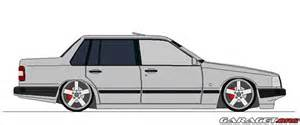 Volvo Paint Garaget Volvo 940 Turbo 1994
