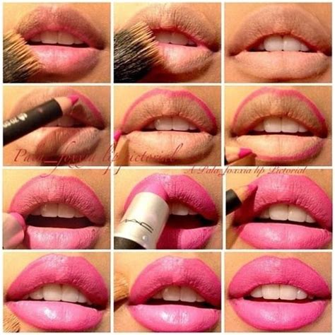 makeover tips how to make your lips look bigger and perfectly shaped