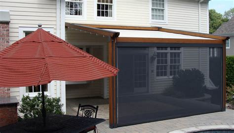 patio awning styles to complement your home window works