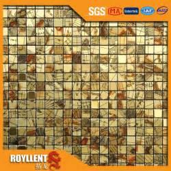 royllent acp diy self adhesive mosaic wall sticker kitchen