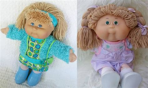 cabbage patch dolls names cabbage patch kids weird names on the dolls birth