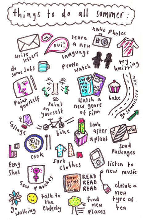 Random Things I To Do by Things To Do This Summer When Bored Out Of Your Mind
