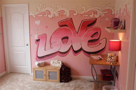 bedroom color ideas for girls graffiti murals for bedrooms girls girls bedroom ideas