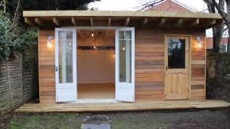 how to build a she shed man cave she shed garden office youtube