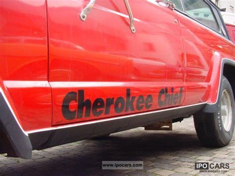 jeep cherokee chief off road 1977 jeep cherokee chief car photo and specs