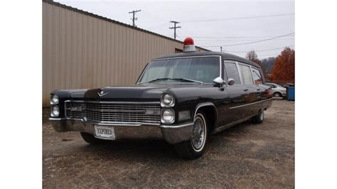 1966 Cadillac Hearse by 1966 Cadillac Fleetwood M M Hearse Ambulance