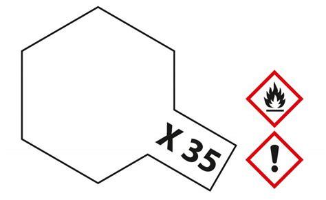 Klarlack Seidenmatt Polieren by X 35 Klarlack Seidenmatt 10ml Acryl 183 Tamiya 183 81535