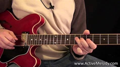 youtube guitar tutorial blues rhythm and lead guitar lesson youtube
