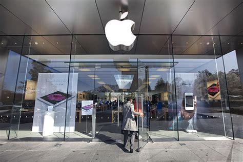 Apple Glass Door Apple This 187 Apple Store