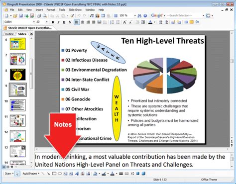 microsoft powerpoint tutorial notes convert powerpoint notes pages to an adobe pdf with