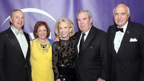 j ira harris biography over 7 million raised at nyu langone medical center s