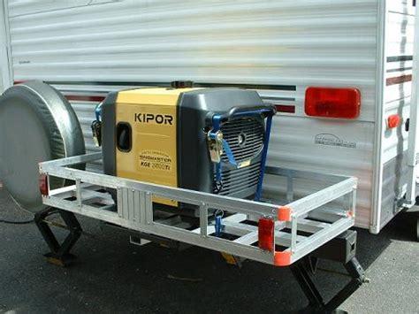 Rv Bumper Cargo Rack by Rv Bumper Mount Cargo Carrier Modmyrv