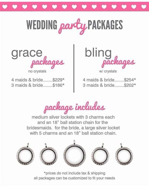 Knock Origami Owl - gifts for your bridesmaids and the