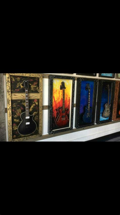 62 best shadow boxes and display cases images on pinterest 262 best guitar display case shadow box images on