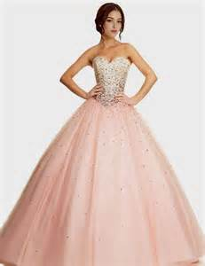 gown prom dresses light pink quinceanera dresses online