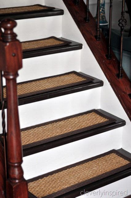 best paint for stair treads black painted stair tread this would be great and save me