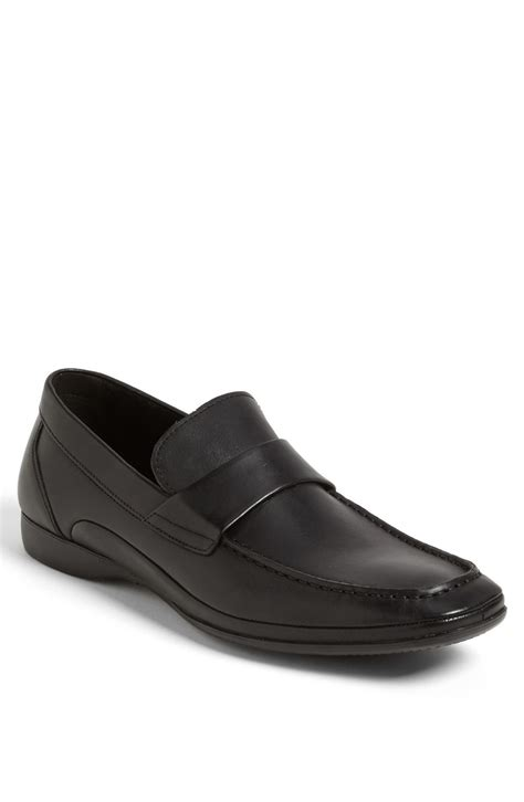 kenneth cole reaction loafer kenneth cole reaction loafer in black for