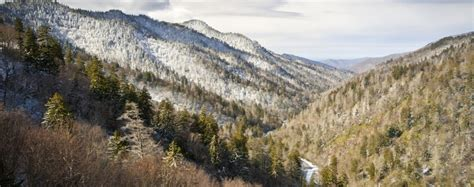 Celebrate Winter Magic In The Great Smoky Mountains In A Charming Rustic Cabin In Gatlinburg Tennessee Fashiontribes Travel by 6 Thing We About Winter In The Great Smoky Mountains