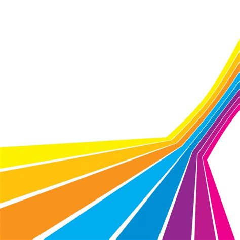 colored lines multi colored backgrounds clipart best