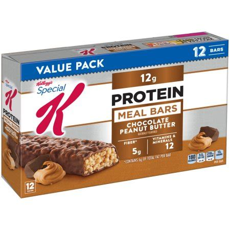 5 protein bars a day kellogg s special k protein meal bars value pack