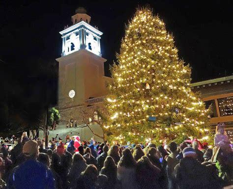 joe s retirement blog plymouth annual christmas tree