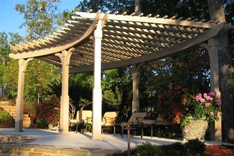 pdf diy curved wooden pergola plans corner