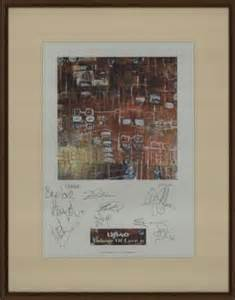 Delwyn Print New Ub 40 Band Labour Of Size S To L ub40 labour of iii autographed uk memorabilia 589729 signed framed print