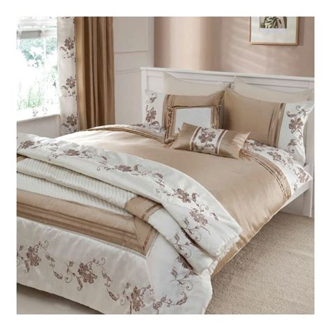 Gold Bedding Sets Uk Shop Our Range Of Duvets Duvet Covers Sheets And Bedding Catherine Lansfield Milly Gold Duvet
