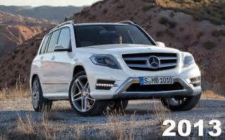 Mercedes Jeep 2013 Mercedes Suv White Glk Anh Photo