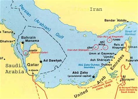 middle east map strait of hormuz weekly updates from cutting edge ministries