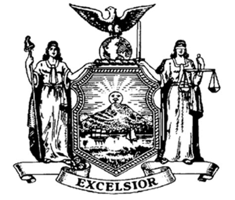 Ny State Court Search Great Seal Of The State Of New York