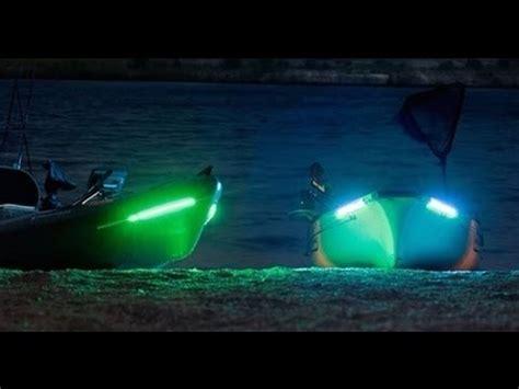 Supernova Fishing Lights by Supernova Fishing Lights Installation On Hobie Pro Angler