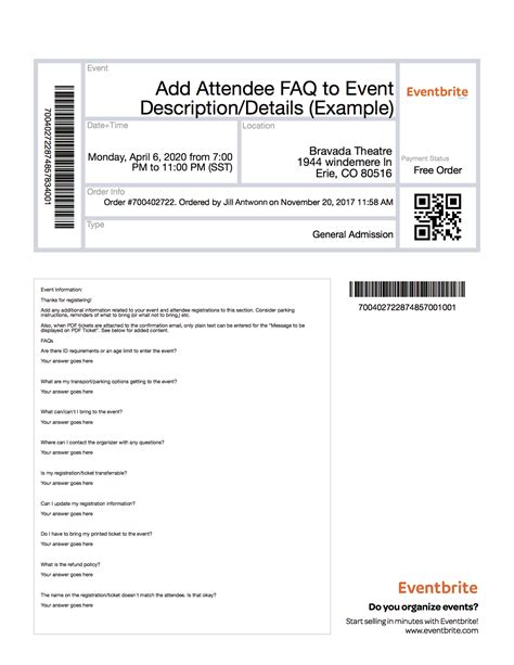 Https Www Eventbrite E Mba Commencement Reception Tickets 31982652976 by What Do Eventbrite Tickets Look Like Eventbrite Help Center