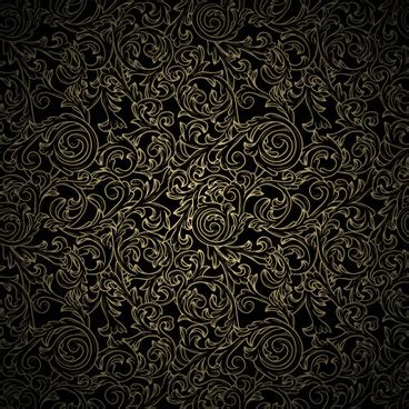 pattern dark svg black vintage background pattern free vector download