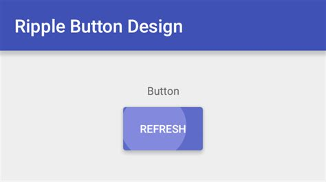 material design ripple effect android ripple effect touch animation in android for button or