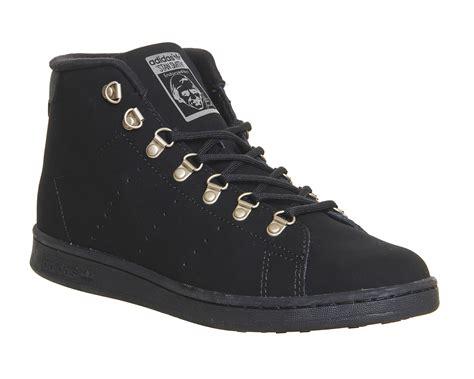 Adidas Stan Smith Winter adidas stan smith winter black mono his trainers